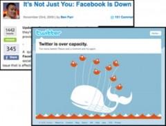 Social Media Down