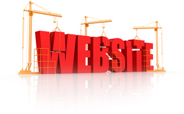 web site construction image