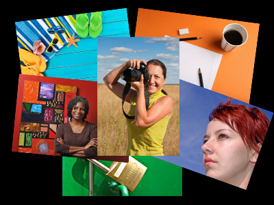 examples of stock images